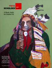 Fritz Scholder: A Study Guide Handouts & Reference