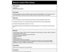 Fish Count Lesson Plan