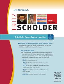 Let's Talk About Fritz Scholder Lesson Plan