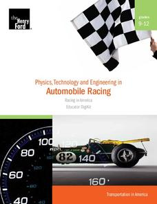 Physics, Technology and Engineering in Automobile Racing Unit