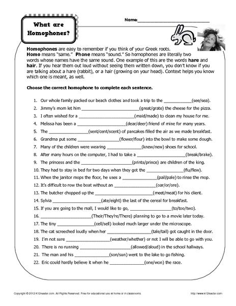 all worksheets homonyms worksheets middle school printable worksheets guide for children and. Black Bedroom Furniture Sets. Home Design Ideas