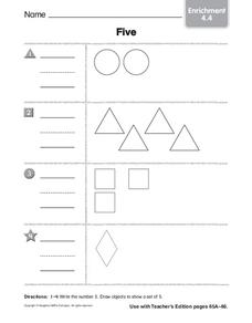 Five Worksheet