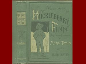 The Adventures of Huckleberry Finn: The Controversy Presentation