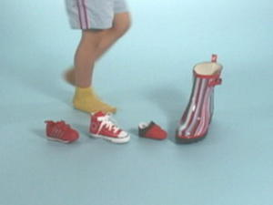 One of These Things: Shoes Video