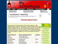 Florida State Facts Interactive
