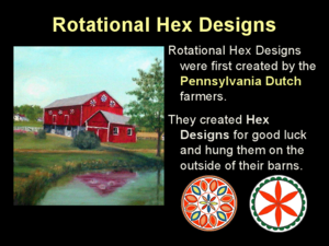 Rotational Hex Designs Presentation