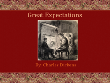 Great Expectations  Presentation