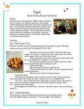 Flipped: Request Strategy  Lesson Plan