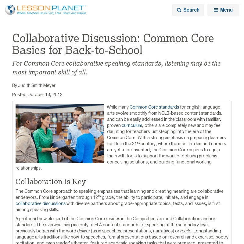 Collaborative Teaching Websites ~ Collaboration teaching resources