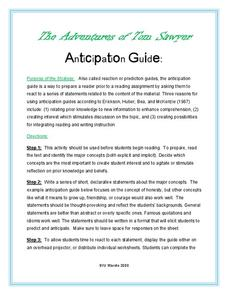 the crucible anticipation guide