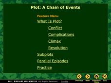 Plot: A Chain of Events Presentation