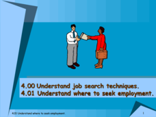 Understand Job Search Techniques Presentation