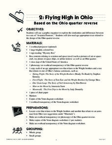 Flying High in Ohio Lesson Plan