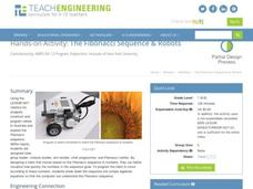 The Fibonacci Sequence and Robots Lesson Plan
