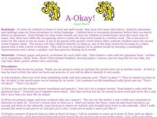 A-Okay Lesson Plan