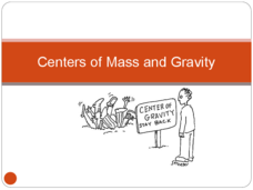 Centers of Mass and Gravity Presentation