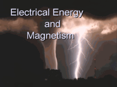 Electrical Energy and Magnetism Presentation