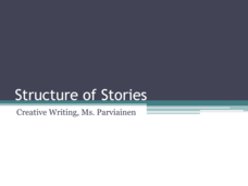Structure of Stories Presentation