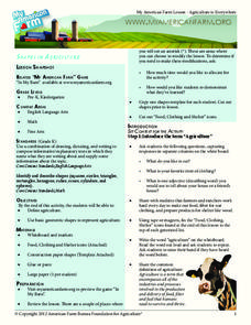 Shapes in Agriculture Lesson Plan