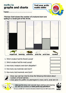 Graphs and Charts Worksheet