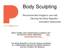 Body Sculpting Presentation