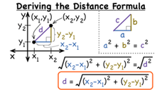 How Was the Distance Formula Derived? Video