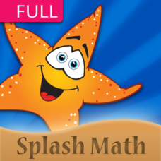 1st Grade Math: Splash Math Worksheets Game for 13 Chapters App