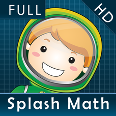 5th Grade Math: Splash Math Common Core Worksheets for Kids App