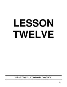 Rose and Too Much TV Lesson Plan