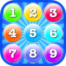 Addition & Multiplication Number Bubbles App