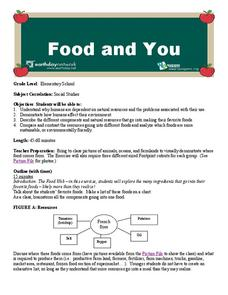 Food and You Lesson Plan