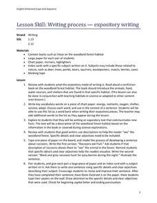 Essay Writing Lesson Plans | blogger.com