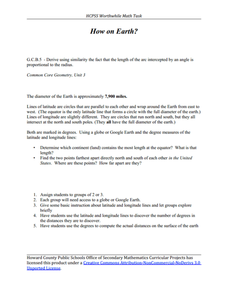 Spheres Of The Earth Lesson Plans Worksheets Reviewed By Teachers