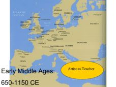 Early Middle Ages: 650 - 1150 CE Presentation