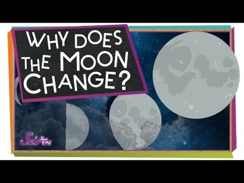 Why Does the Moon Change? Video