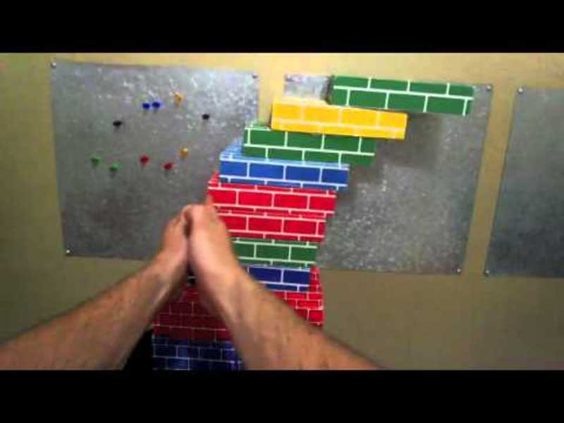 STEMbite: The Calculus of Building Blocks Video