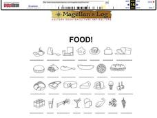 Food! Worksheet