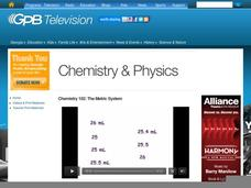 Chemistry 102: The Metric System Video