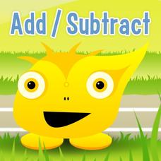 Squeebles Addition & Subtraction App