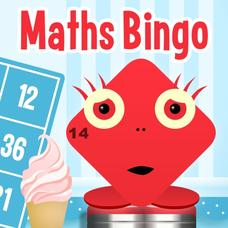 Squeebles Maths Bingo App