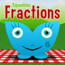 Squeebles Fractions App