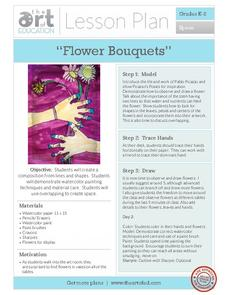 Flower Bouquets Activities & Project