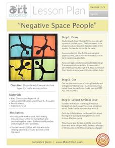 Negative Space People Activities & Project