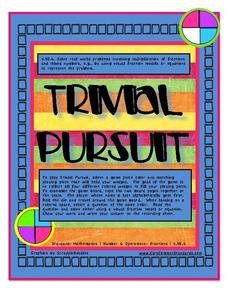 Trivial Pursuit Activities & Project