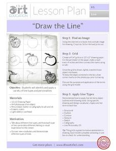 """Draw the Line"" Activities & Project"