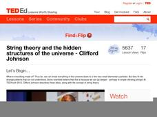 String Theory and the Hidden Structures of the Universe Video