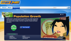 Study Jams! Population Growth Interactive