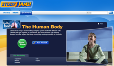 Study Jams! The Human Body Interactive
