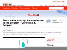 Fresh Water Scarcity: An Introduction to the Problem Video