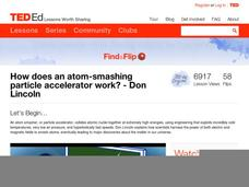 How Does an Atom-Smashing Particle Accelerator Work? Video